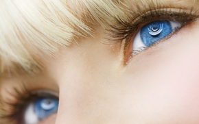 occhio, occhi, umano, uomo, visualizzare