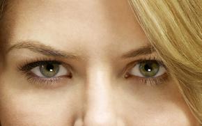 глаз, глаза, человеческие, человек, взгляд, девушка