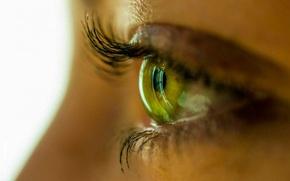 глаз, глаза, человеческие, человек, взгляд