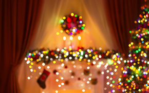 New Year, background, TEXTURE, New Interior, Christmas Wallpaper