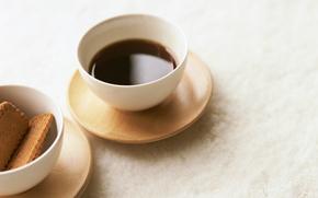 coffee, drink, drinks, cup, cookies