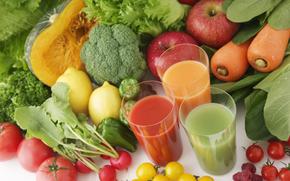 juice, vegetable, fruit, fruit, vegetables, helpful, drink