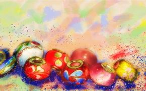 живопись, картина, рисунок, натюрморт, баночки, разноцветные