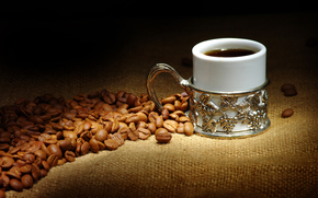 咖啡, 粮食, 杯