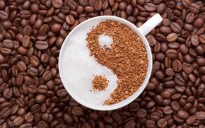 caffè, Grano, mug