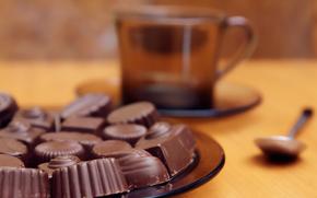cioccolatini, dolci, goodies