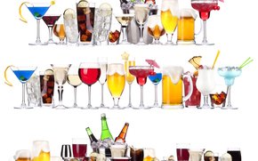 Cocktails, напиток, коктейль