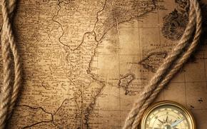 wallpaper, wallpaper, map, compass