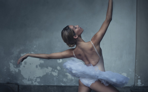girl, ballerina, ballet, dance, pose