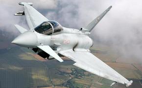 戦闘機, 雲