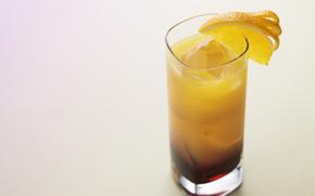 стакан, коктейль, напиток