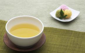 напиток, чашка, десерт, чай