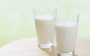 drink, glasses, milk