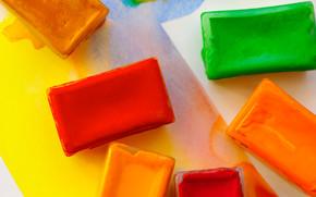 文具, 艺术家, 油漆, 色调, 颜色