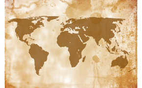 Vecchie mappe, navigazione, Composta in un lontano passato, imbevuto di mari e oceani vento salato