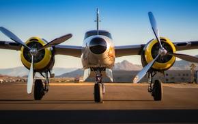 Douglas A-26 Invader, бомбардировщик, самолёт