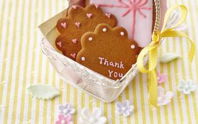 праздники, праздник, печенье, вазочка, день Святого Валентина
