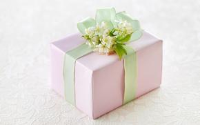 праздники, праздник, подарок, цветы, день Святого Валентина