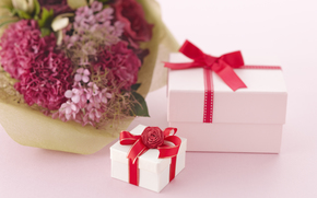 holidays, holiday, gifts, Flowers, Valentine