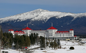 mountain, Hotel in Bretton Woods, New Hampshire