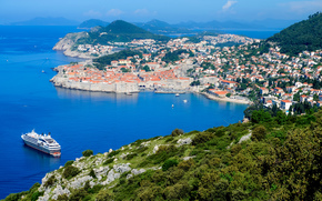 Dubrovnik, croazia, Germander, Croazia