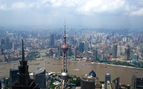 Shanghai, Porcellana, Cina