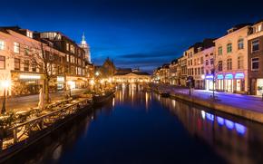 Gent, Ghent, Belgium