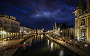 Caballero, Gante, Bélgica