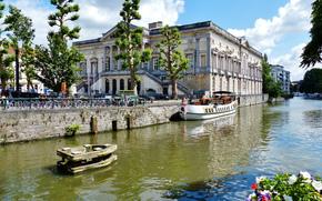 Ghent, Gent, city in Flanders, Belgium, Belgium