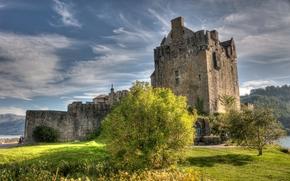 Eilean Donan Castle, Шотландии, Замок Эйлен Донан