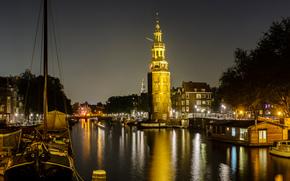 Amsterdam, Amsterdam, capitale e più grande città dei Paesi Bassi, Paesi Bassi, Situato nella provincia di Noord-Holland