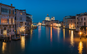 Grand Canal, Venice, Venice, Italy