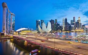 シンガポール, シンガポール, 都市