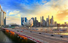 Singapore, Singapore, città