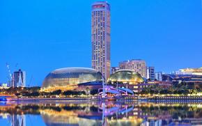 Сингапур, Singapore, город