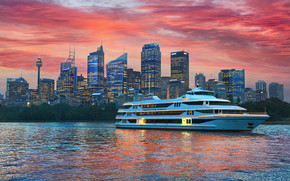 Sydney, australia, Sydney, L'Australia, città