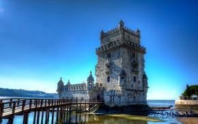 Torre de Belém, Santa María de Belém, Lisboa, Portugal
