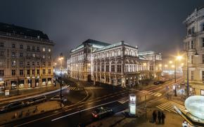 Vienne, Autriche, ville