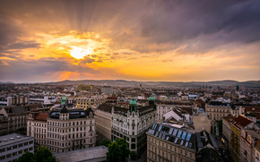 Вена, Австрия, город