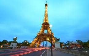 Torre Eiffel, París, Francia, Torre Eiffel, París, Francia
