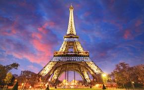 Torre Eiffel, Paris, França, Torre Eiffel, Paris, França