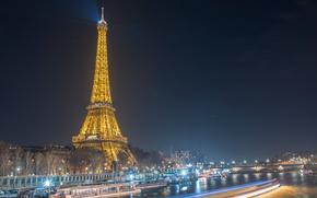 Wieża Eiffla, Paryż, Francja, Wieża Eiffla, Paryż, Francja