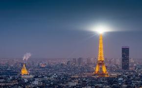 Eiffel Tower, Paris, France, Eiffel Tower, Paris, France