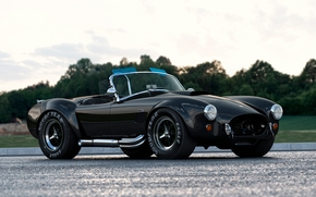427 AC Shelby Cobra, Gregory Cleaver, Coche, máquina