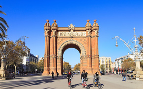 Испания, Барселона, город