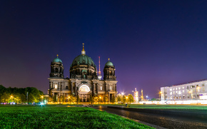 Берлин, germany, Германия, Berlin Cathedral