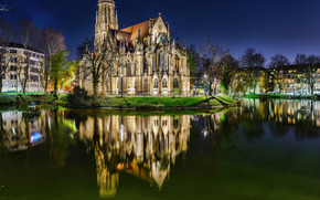 Church of St. John, Stuttgart, Germany