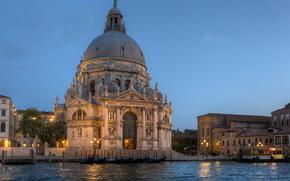 Basilica of St. Mary of Health, Basilica of Santa Maria della Salute, Dorsoduro, Venice