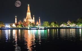 Bangkok, stolica i największe miasto Tajlandii, Tajlandia