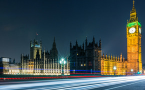 Big Ben, Puente de Westminster, Londres